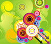Colorful Circles Image