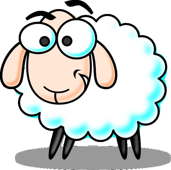 lamb clip art cartoon - photo #4