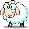 Funny Sheep Clip Art