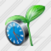 Icon Sprouts Clock Image
