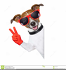 Peace Sign With Fingers Clipart Image