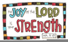 The Joy Of The Lord Is My Strength Clipart Image