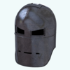 Old Iron Man Mask Icon Image