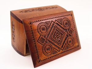 Wooden Boxes Designs Image