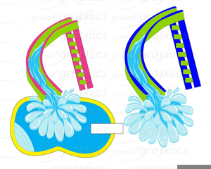Free Clipart Swimming Pool Party Image