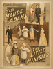 Charles Frohman Presents Miss Maude Adams In A New Comedy, The Little Minister By J.m. Barrie.  Image