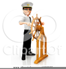 Free Clipart Ship Captain Image