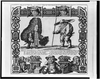 Monsieur Perrukesmore A French Cavalier, & Sir Penitent Pig-back A Catalonian Pilgrim Image