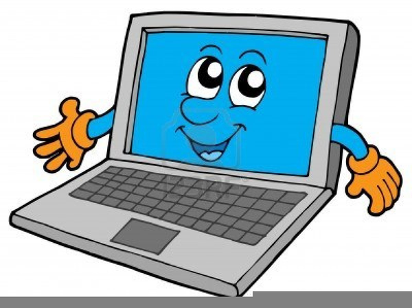 Laptop Clipart Free Free Images At Clker Com Vector Clip Art Online Royalty Free Public Domain