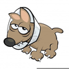 Clipart Sick Dog Image