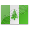 Flag Norfolk Island 6 Image