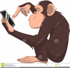 Cartoon Smartphone Clipart Image