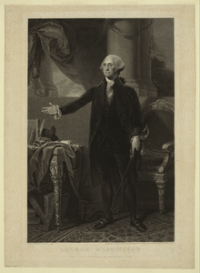 George Washington  / Painted By Gabriel Stuart 1797 ; Engraved By James Heath Historical Engraver To His Majesty, And To His Royal Highness The Princess Of Wales. Image