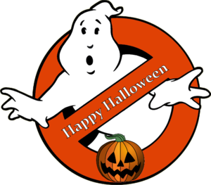 Ghostbuster Halloween Cut image