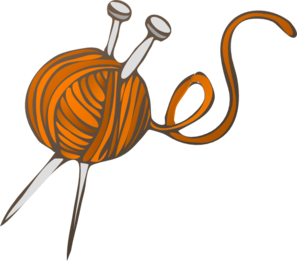 Knitting Clip Art at Clker.com - vector clip art online ...