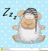 Sleepy Time Clipart Image