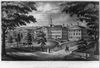 Dartmouth College  / Ami B. Young Delt. ; Lithog. Of Stodart & Currier, N.y. Image