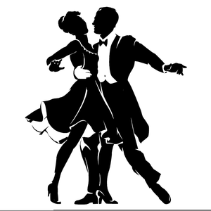 dancing couples cliparts free images at clker com vector clip rh clker com dancing couple clipart animated dancing couple clipart