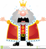 King Cartoon Clipart Image