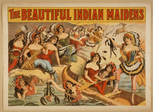 The Beautifil Indian Maidens Image