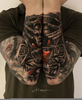 Aztec Sleeve Tattoos Image