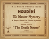 Houdini In The Master Mystery A Super-serial In Fifteen Episodes. Image