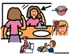 Getting Ready For School Clipart Image