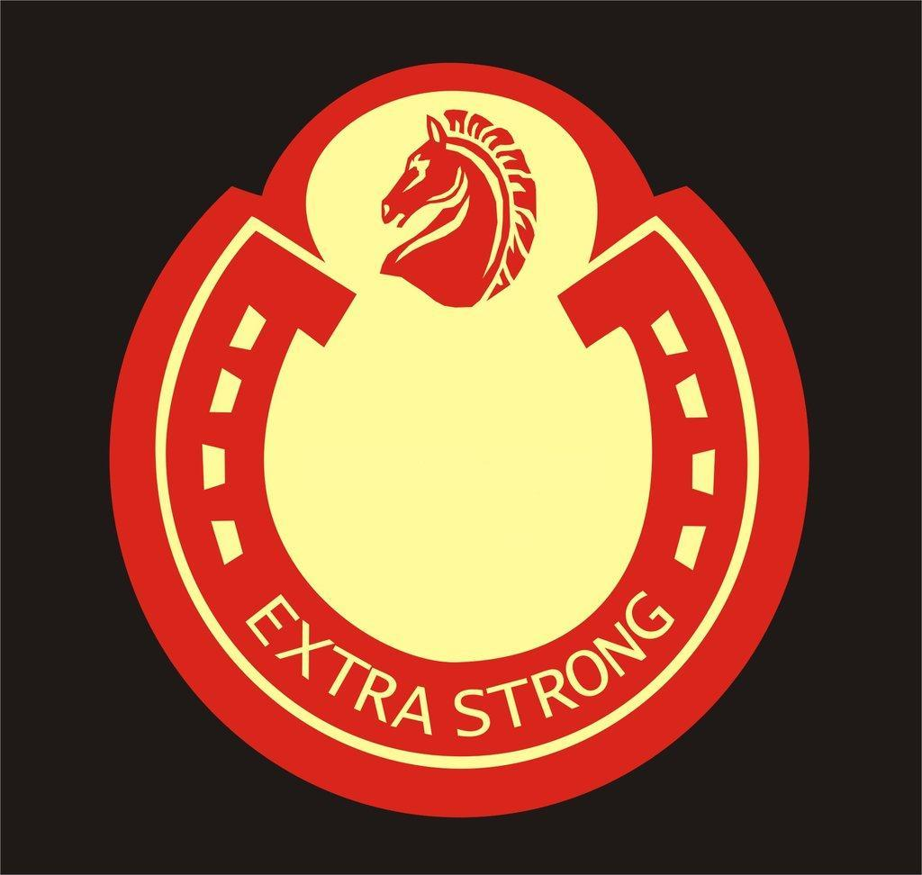 red horse beer logo by ojinerd free images at clkercom