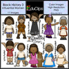 Black History Month Cliparts Image