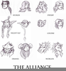 Alliance Characters Wow Image