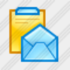 Icon Delivery Address Image