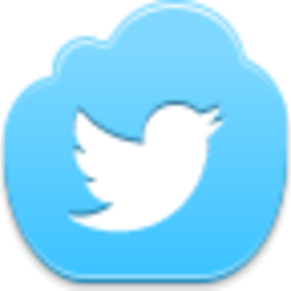 clipart twitter icon - photo #7