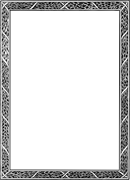 free clipart ornate frames - photo #13