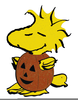 Peanuts Clipart Halloween Image