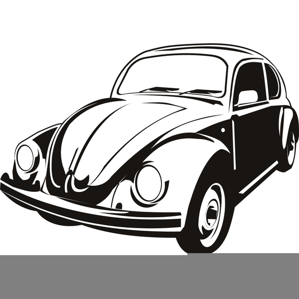 free vw beetle clipart free images at clker com vector clip art rh clker com vw bug clipart pictures vw bug clipart free