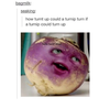 Turnip Turn Up Image