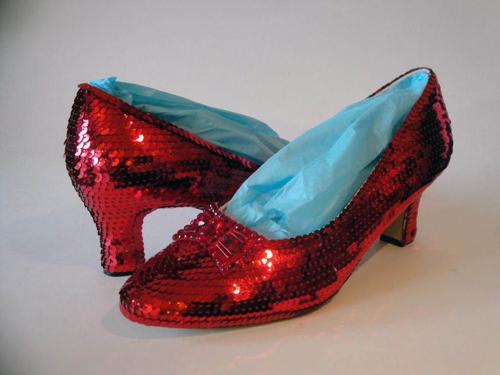 Ruby Slippers imageRuby Slippers Vector