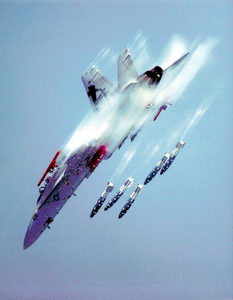 F/a-18 Hornet Weapons Test. Image