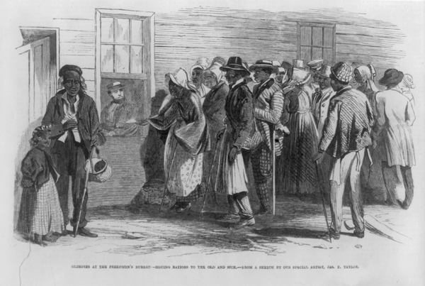 the demystification of the freedmens bureau essay Successes how was it set up its ups and downs failures post-civil war life the freedmen's bureau dismantled freedmen's bureau the legacy of the freedmen's bureau.