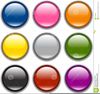 Free Internet Button Clipart Image