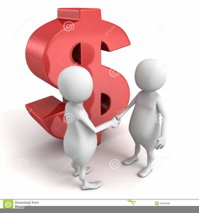 Red Dollar Sign Clipart | Free Images at Clker com - vector