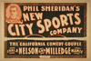 Phil Sheridan S New City Sports Company Image