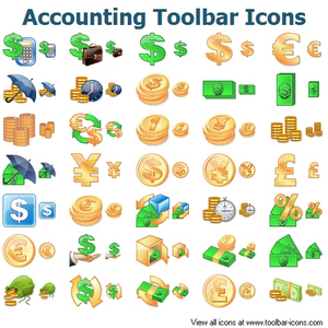 Accounting Toolbar Image