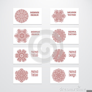 Clipart Business Card Templates Image