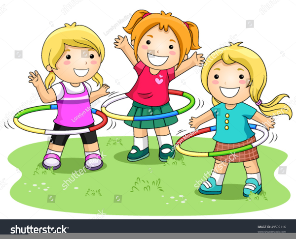Children Playing Games Clipart Free Images At Clker Com Vector Clip Art Online Royalty Free Public Domain