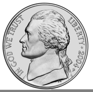 nickel clipart for teachers free images at clker com vector clip rh clker com No Money Clip Art No Money Clip Art