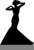 Clipart Formal Dress Image