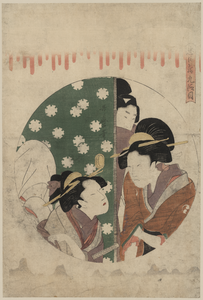 Act Nine [of The Chūshingura]. Image