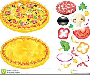 free pizza toppings clipart free images at clker com vector clip rh clker com pizza toppings clip art free pizza toppings clipart black and white