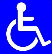 Handicap Sign Free Images At Clker Com Vector Clip Art
